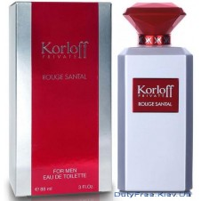 Korloff Paris Private Rouge Santal - Туалетная вода