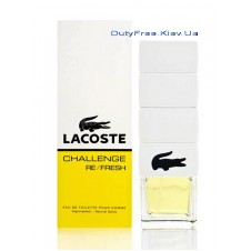 Lacoste Challenge Refresh Men - Туалетная вода