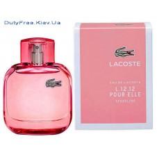 Lacoste Eau de Lacoste L.12.12 Pour Elle Sparkling - Туалетная вода