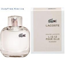 Lacoste Eau De L.12.12 Pour Elle Elegant - Туалетная вода