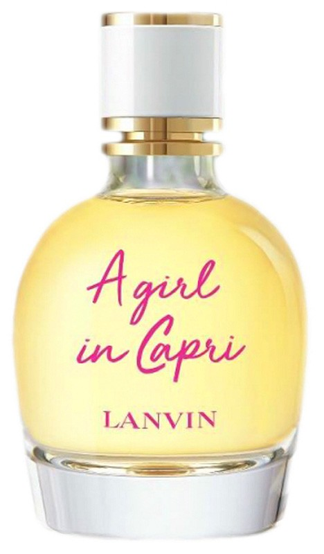 Lanvin A Girl In Capri туалетная вода