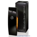 Mercedes-Benz Club Black - Туалетная вода