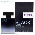 Mexx Black Man - Туалетная вода