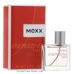 Mexx Energizing Man - Туалетная вода