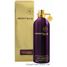 Montale Aoud Greedy - Парфюмированная вода