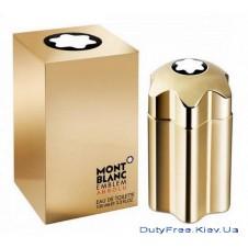 Montblanc Emblem Absolu - Туалетная вода