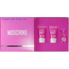 Moschino Pink Fresh Couture - Подарочный набор