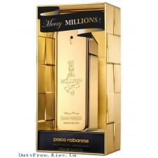 Paco Rabanne 1 Million Merry Millions - Туалетная вода
