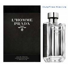 Prada L'Homme - Туалетная вода
