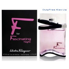 Salvatore Ferragamo F for Fascinating Night - Парфюмированная вода