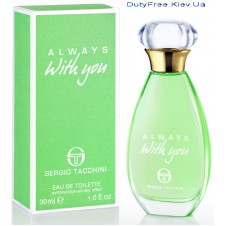 Sergio Tacchini Always With You - Туалетная Вода