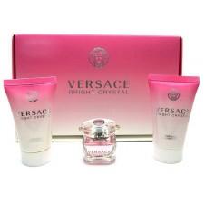 Versace Bright Crystal - Подарочный набор мини