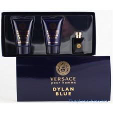 Versace Pour Homme Dylan Blue - Подарочный набор