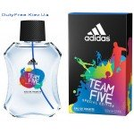 Adidas Team Five - Туалетная вода