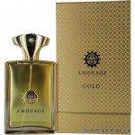 Amouage Gold pour Homme - Парфюмированная вода