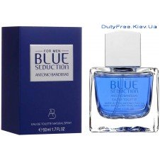 Antonio Banderas Blue Seduction for Men - Туалетная вода