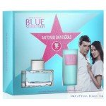 Antonio Banderas Blue Seduction For Women - Туалетная вода 50 ml + лосьон 50ml