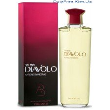 Antonio Banderas Diavolo - Туалетная вода