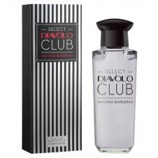 Antonio Banderas Diavolo Select Club - Туалетная вода