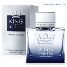 Antonio Banderas King of Seduction - Туалетная вода