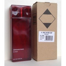 Armand Basi In Red Eau de Parfum - Парфюмированная вода тестер