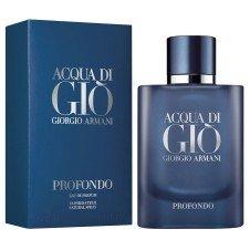 Armani Acqua di Gio Profondo - Парфюмированная вода