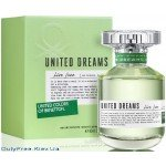 Benetton United Dreams Live Free - Туалетная вода