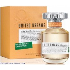Benetton United Dreams Stay Positive - Туалетная вода