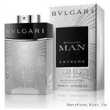 Bvlgari Man Extreme All Black Editions - Парфюмированная вода