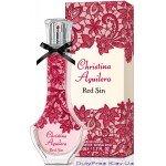 Christina Aguilera Red Sin - Парфюмированная вода