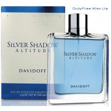 Davidoff Silver Shadow Altitude - Туалетная вода