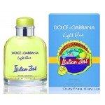 Dolce & Gabbana Light Blue Pour Homme Italian Zest - Туалетная вода