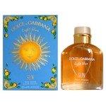 Dolce & Gabbana Light Blue Sun pour Homme - Туалетная вода