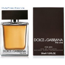 Dolce&Gabbana The One for Men - Туалетная вода