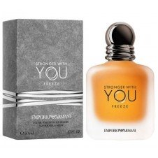 Emporio Armani Stronger With You Freeze - Туалетная вода