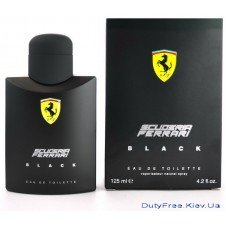 Ferrari Scuderia Black - Туалетная вода