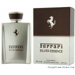 Ferrari Silver Essence - Парфюмированная вода