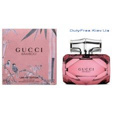 Gucci Bamboo Limited Edition - Парфюмированная вода