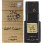 Jacques Bogart One Man Show Gold Edition - Туалетная вода