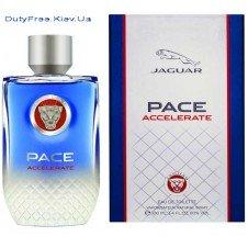 Jaguar Pace Accelerate - Туалетная вода