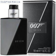 James Bond 007 Seven - Туалетная вода