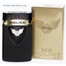 Police Gold Wings Men - Туалетная вода