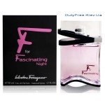Salvatore Ferragamo F for Fascinating Night - Парфюмированная вода