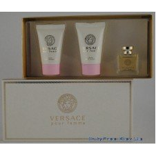 Versace Pour Femme White - Подарочный набор