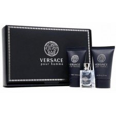 Versace Pour Homme - Подарочный набор мини