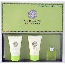 Versace Versense - Подарочный набор мини