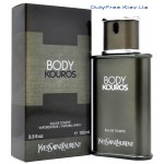 Yves Saint Laurent Body Kouros - Туалетная вода