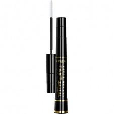 L'Oreal Telescopic Carbon Black - Тушь для ресниц удлиняющая и разделяющая