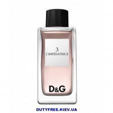Dolce & Gabbana 3 L'Imperatrice - Туалетная вода тестер