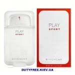 Givenchy Play Sport - Туалетная вода